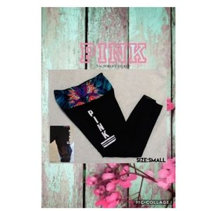 VS PINK WORKOUT LEGGINGS
